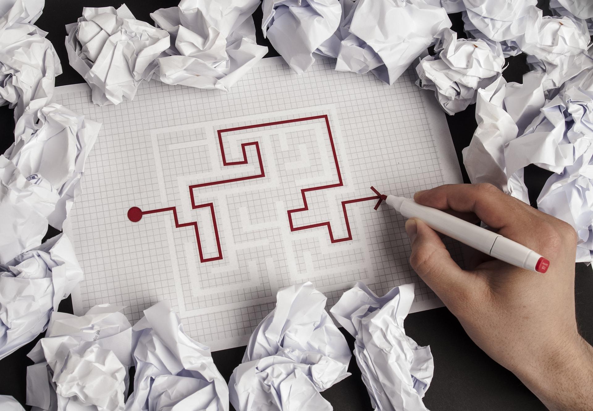 Optimierung finanztechnischer Arbeitsprozesse
